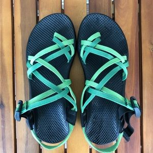 Chaco Sandals- women's double strap size 9